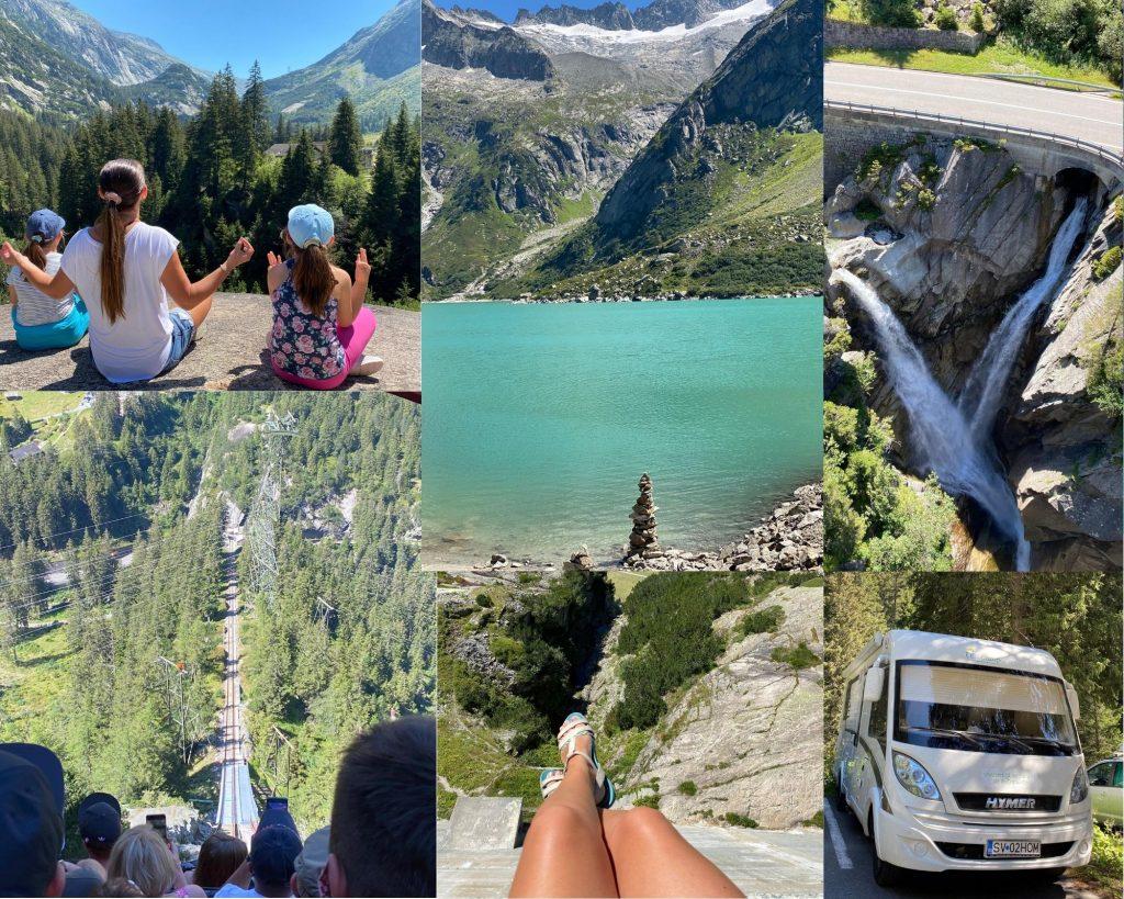 Vacanță cu autorulota în Elveția